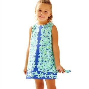 Lilly Pulitzer girls shift